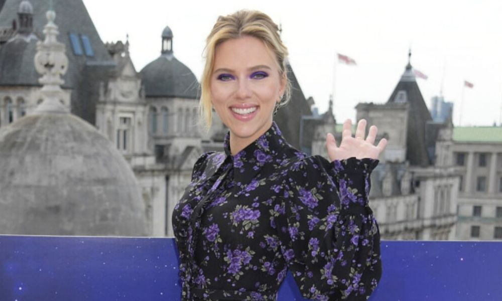 Scarlett Johansson rechazó un papel LGBT