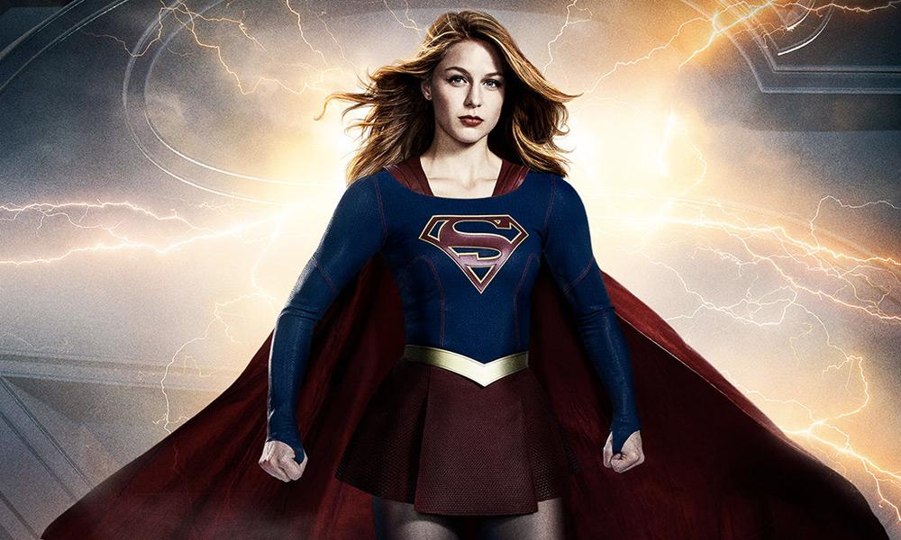 'Supergirl' tendrá nuevo traje en la quinta temporada