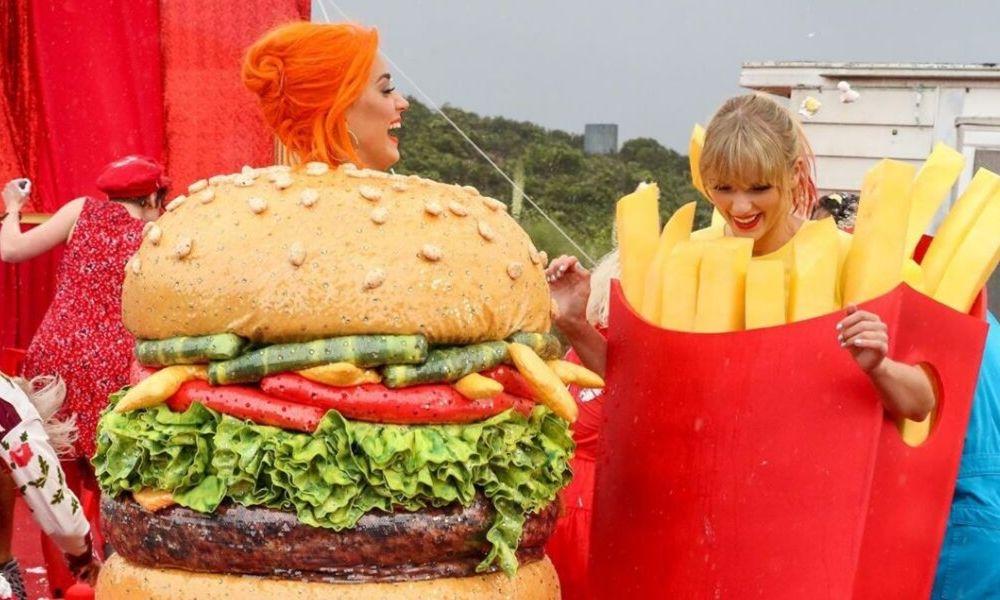 Katy Perry le puso una condición a Taylor Swift