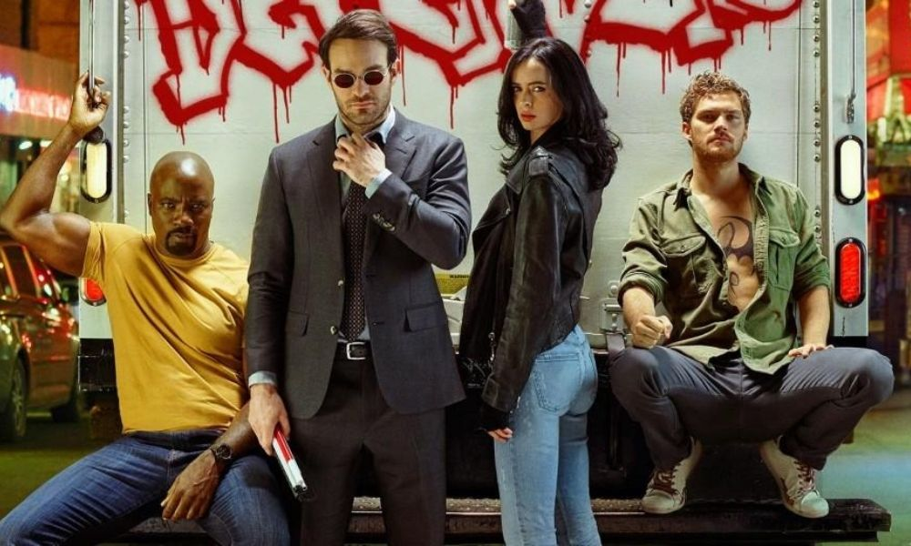 'The Defenders' entrarán al MCU