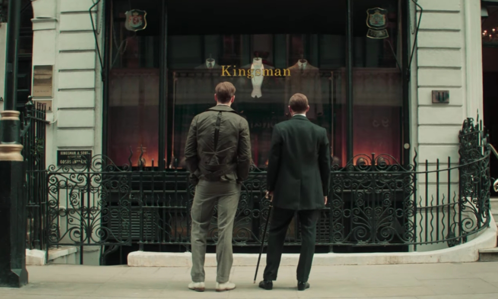 Trailer de 'The King's Man' (1)