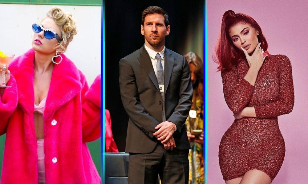 celebridades mejor pagadas del 2019