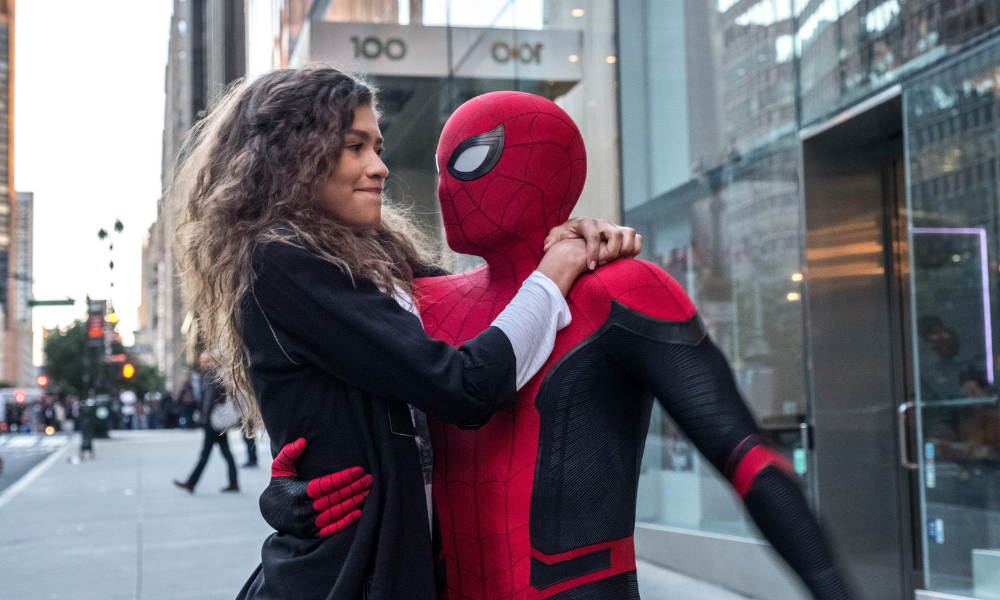 'Spider-Man: Far From Home' rompió récord