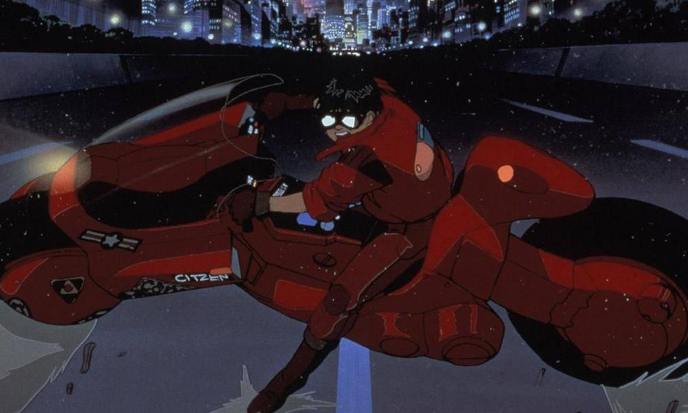 Serie de 'Akira'