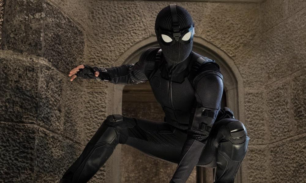 'Spider-Man: Far From Home' lideró la taquilla