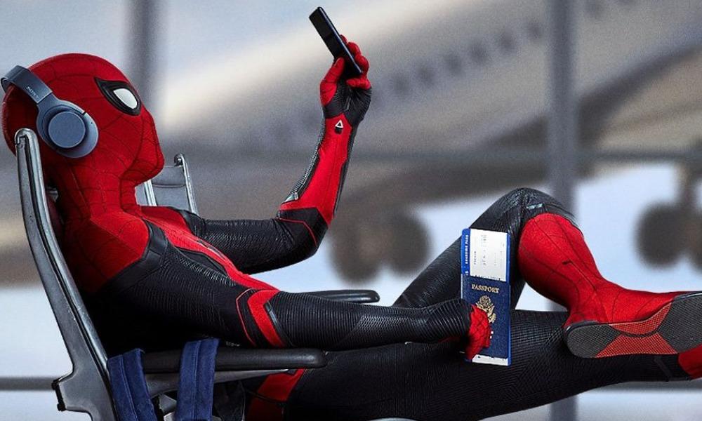 Recauda 'Spiderman: Lejos De Casa' más de mil mdd en taquilla