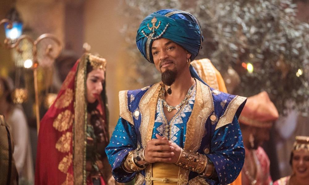 Will Smith rompe récord con 'Aladdin'