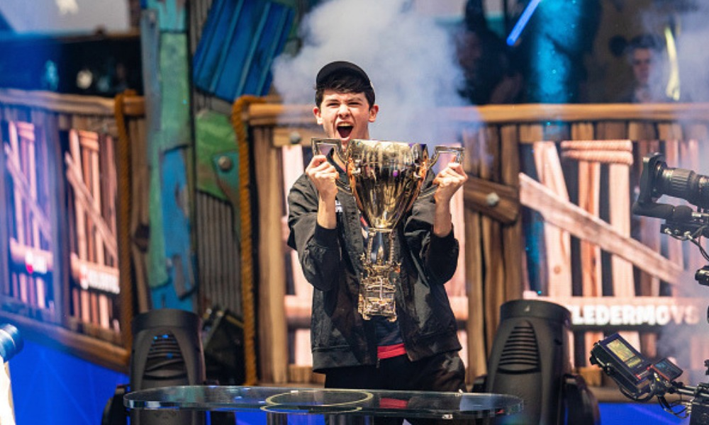 Adolescente ganó el mundial de 'Fortnite'