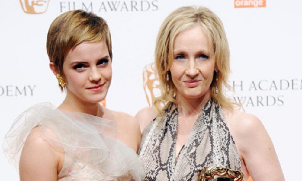 Emma Watson escribió conmovedor mensaje a J. K. Rowling