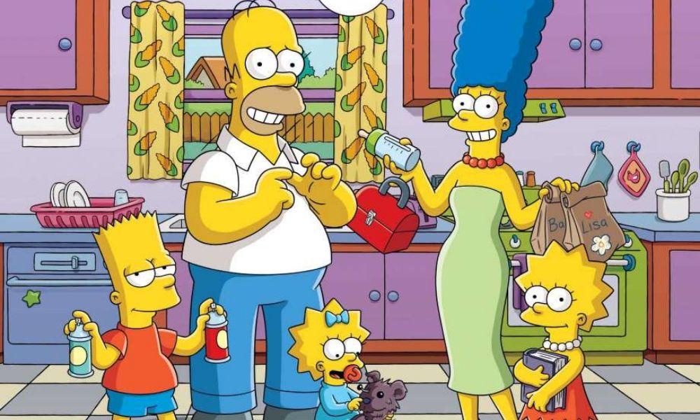nueva película de 'The Simpsons'