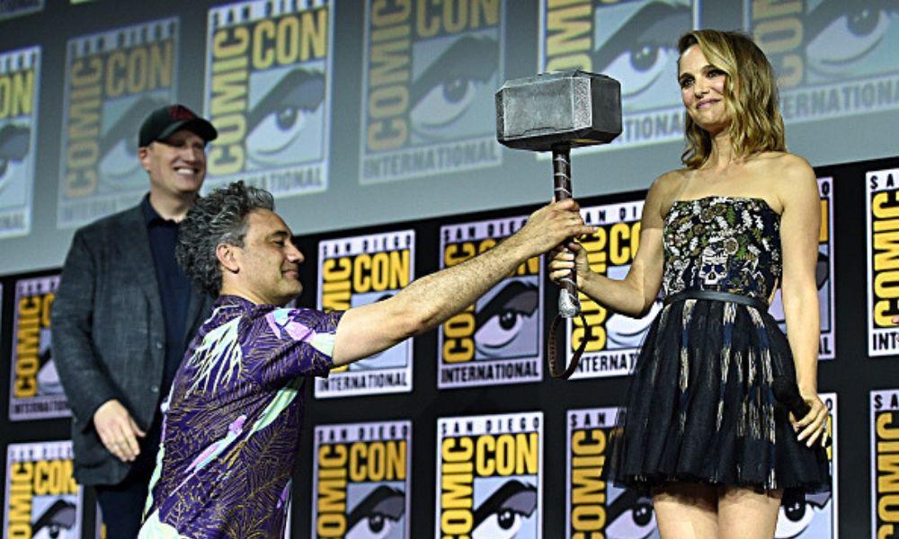 convencieron a Natalie Portman para regresar al MCU