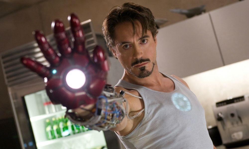 video del casting para Iron Man