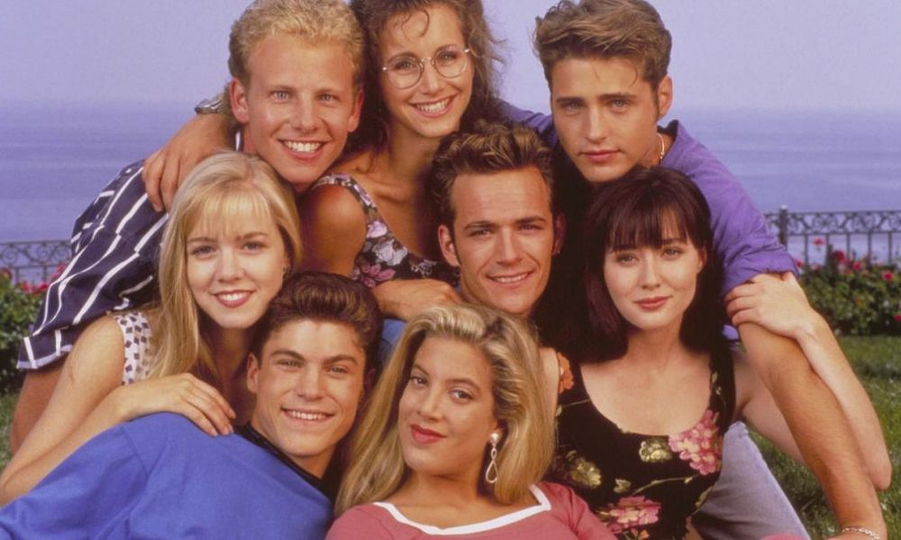 'Beverly Hills 90210' con el elenco original