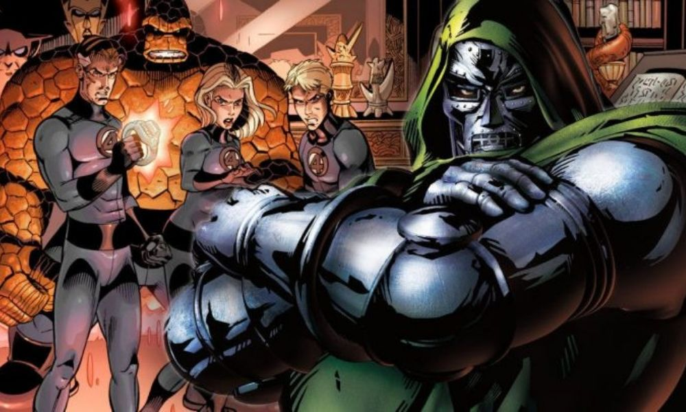 'Fantastic Four' en el MCU no enfrentarán a 'Doctor Doom'