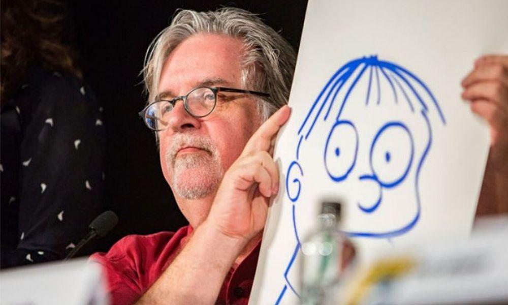 Acusan de pederasta a Matt Groening