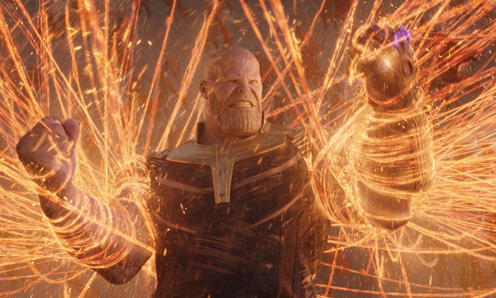 'Thanos' creó a 'Galactus' después del chasquido