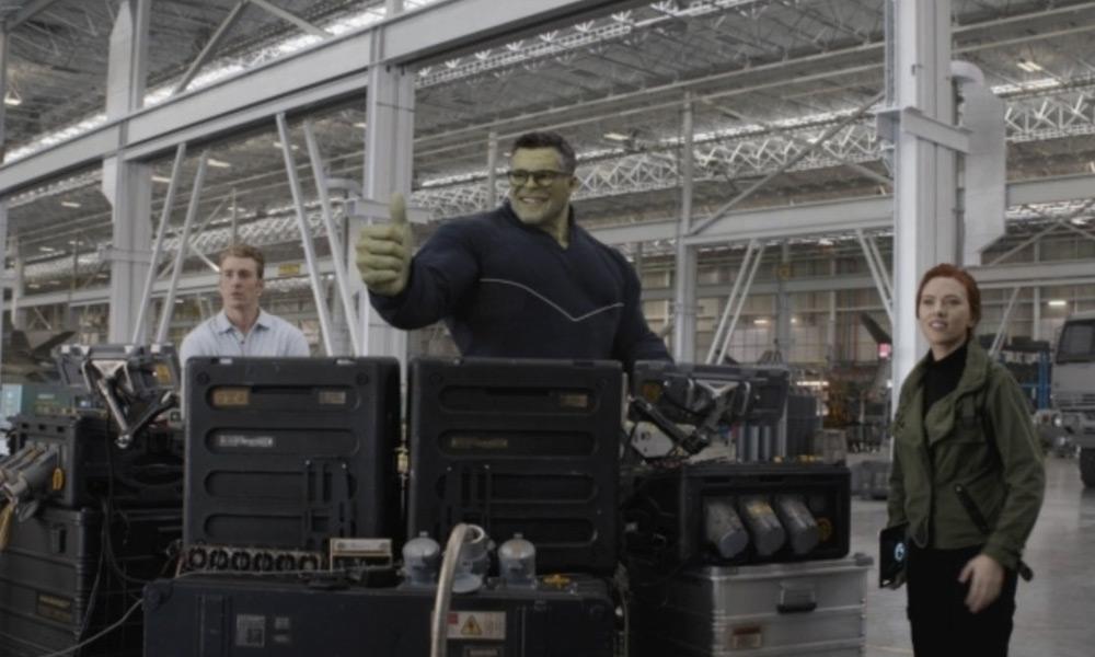Avengers consideraron viajar al 2988