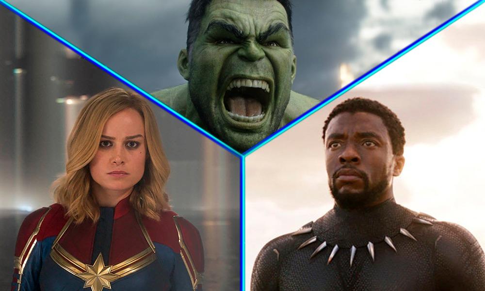 héroes que no estarán en la Fase 4