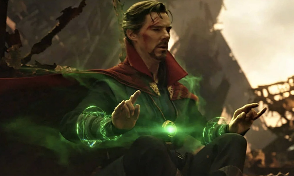 Qué tan a futuro vio Doctor Strange