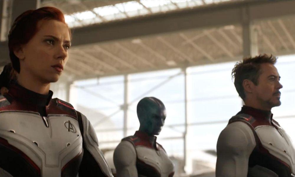 Football de papel en 'Avengers_ Endgame'