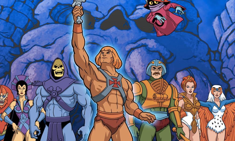 Serie de He-Man de Netflix