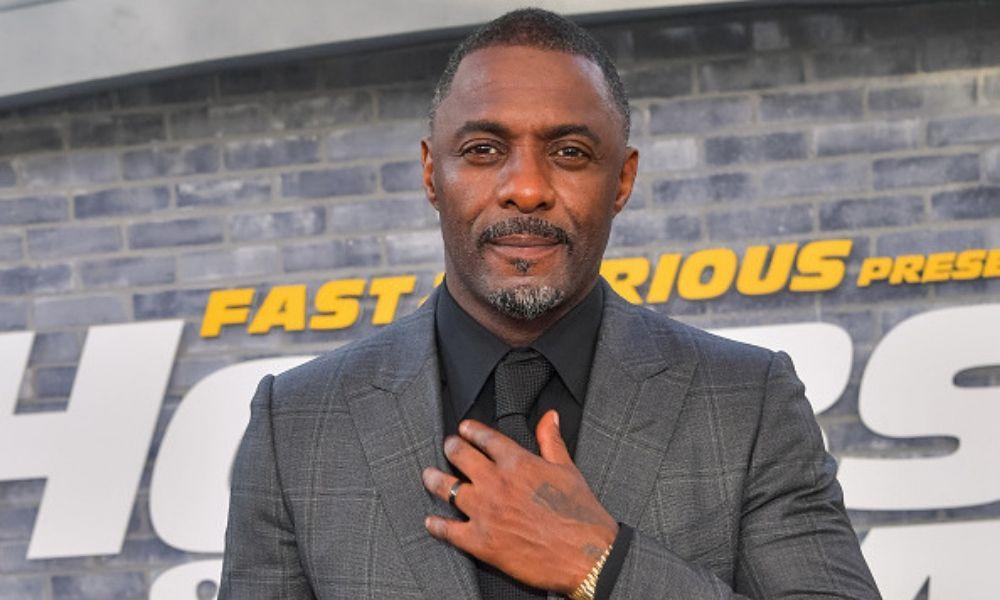 Idris Elba como 'Superman'