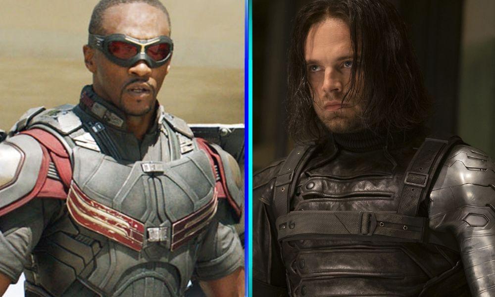 'Falcon and Winter Soldier' no será tan serio