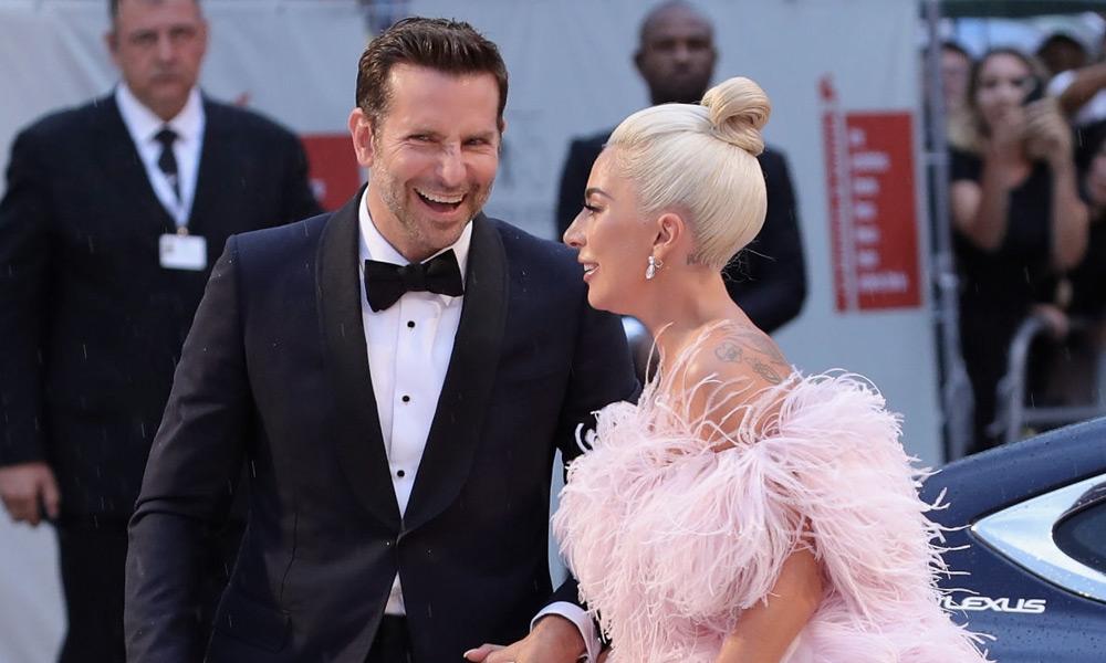 Lady Gaga y Bradley Cooper en Europa