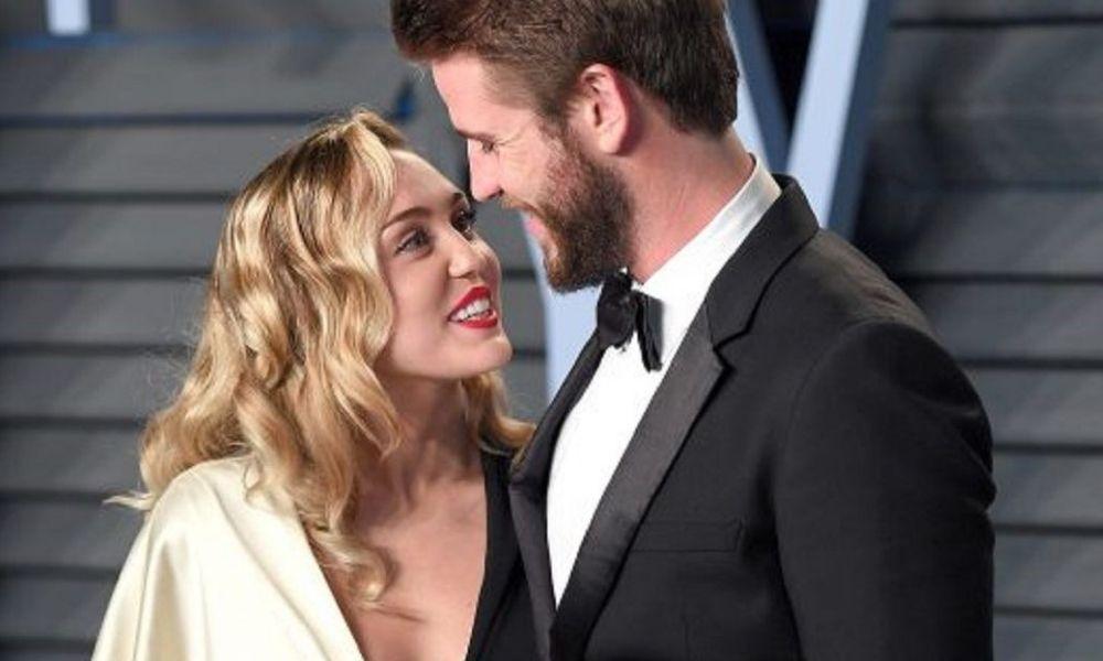 Liam Hemsworth le pidió el divorcio a Miley