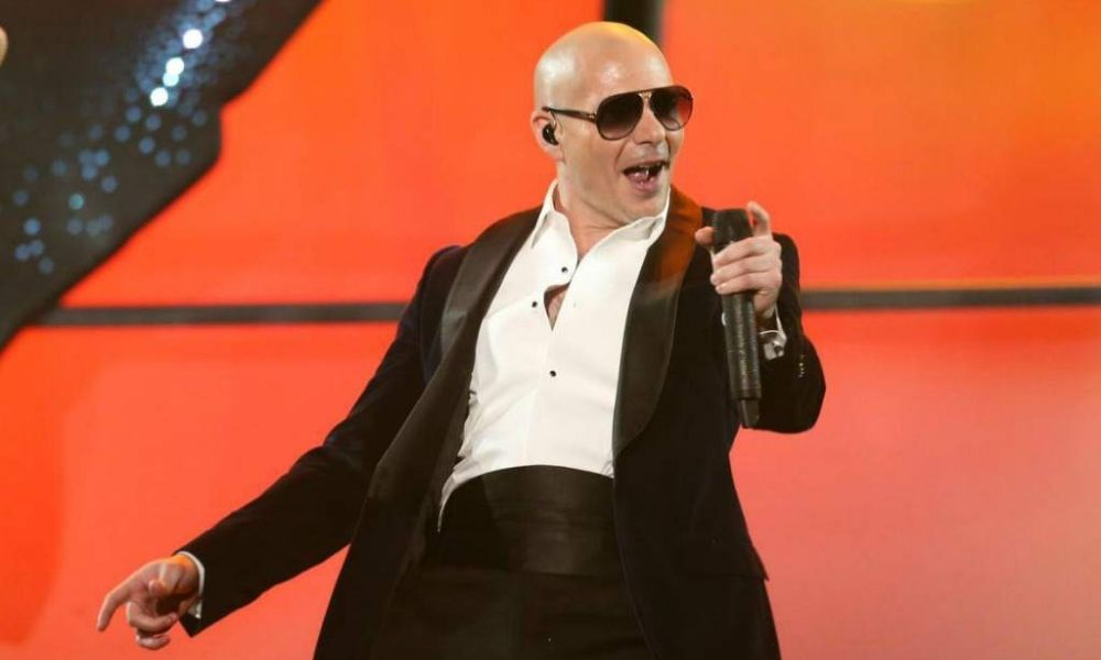 Pitbull funda 305 Worldwide