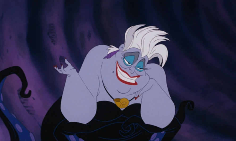 Queen Latifah como 'Ursula'