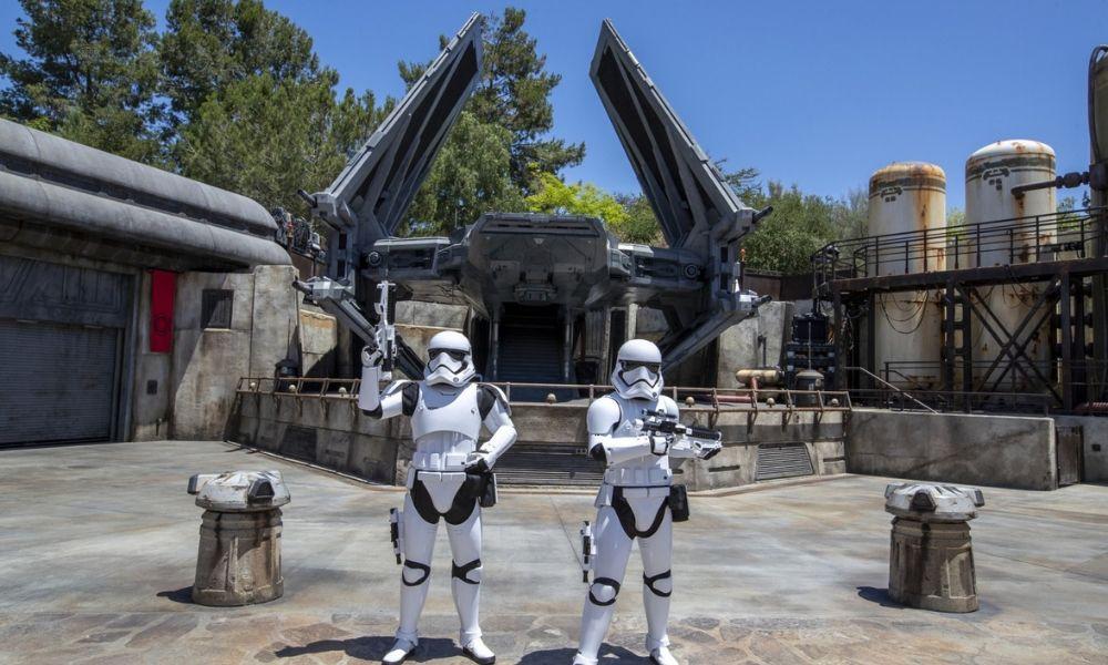 Reducen horario de trabajadores de Star Wars_ Galaxy's Edge