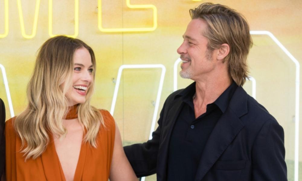 Romance Brad Pitt y Margot Robbie
