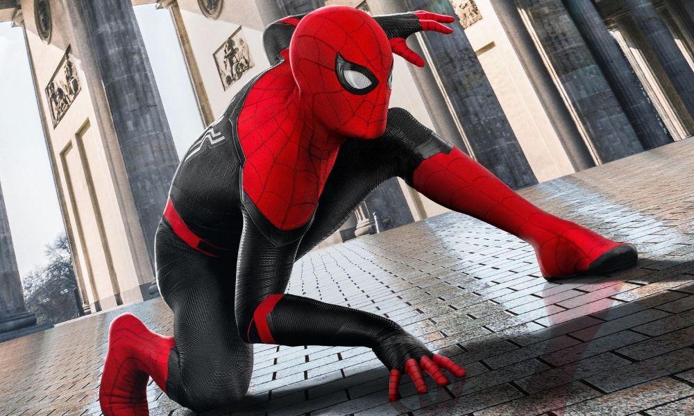 Spider-Man forma parte de la D23