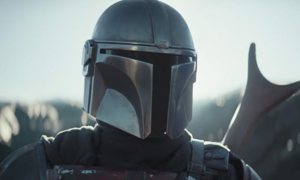 Primer trailer de 'The Mandalorian'