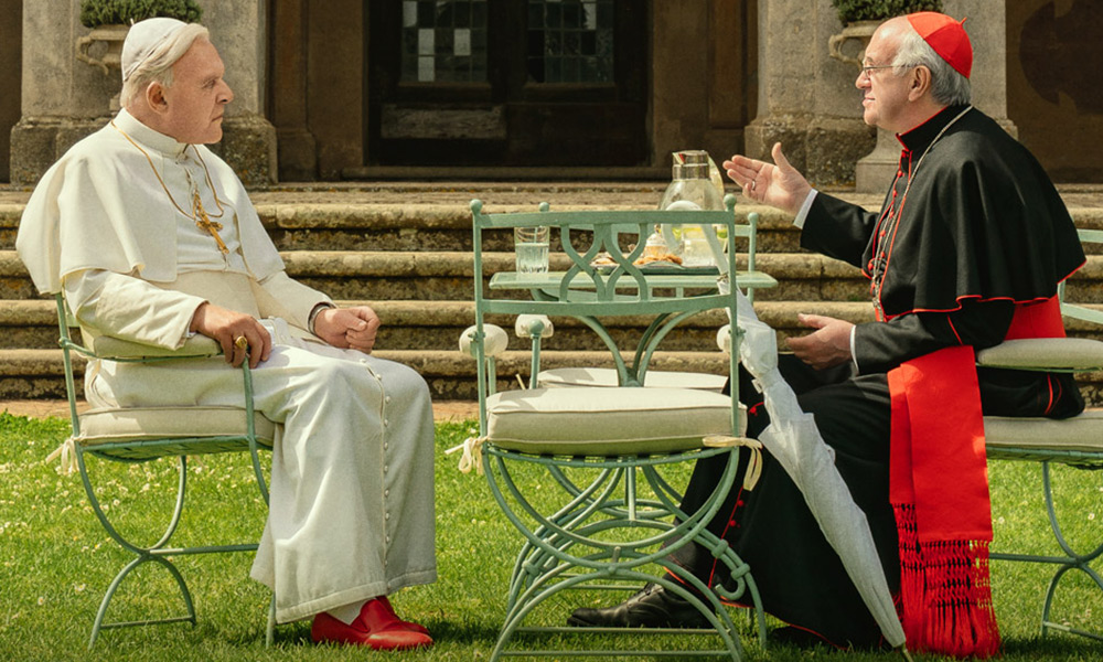 Trailer de 'The Two Popes'