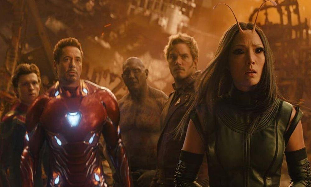 corregirán el guion de Guardians of the Galaxy 3