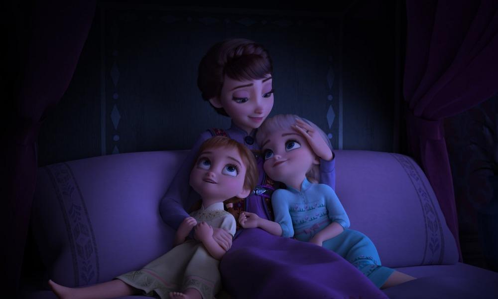 Nuevo póster de 'Frozen II'