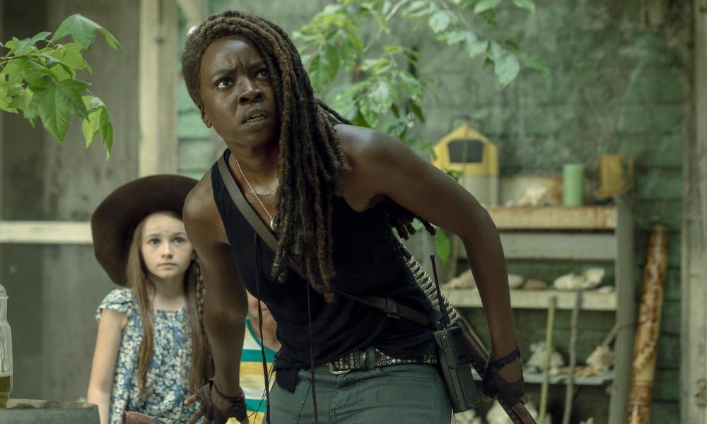 Imágenes de la décima temporada de 'The Walking Dead'