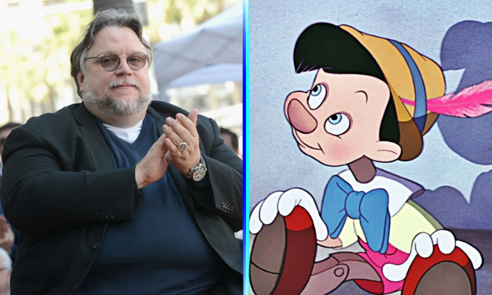'Pinocho' de Guillermo del Toro