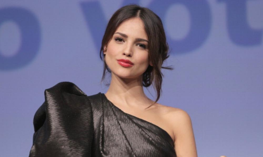 Cambio de look de Eiza González