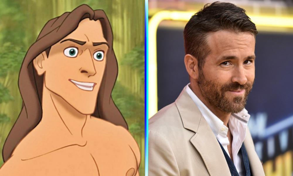 Ryan Reynolds ya aceptó ser Tarzan