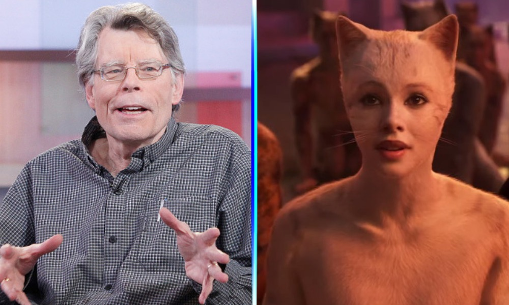 Trailer de 'Cats' al estilo de Stephen King