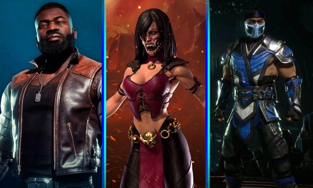 Ya hay actores para Jax y Mileena en película de Mortal Kombat