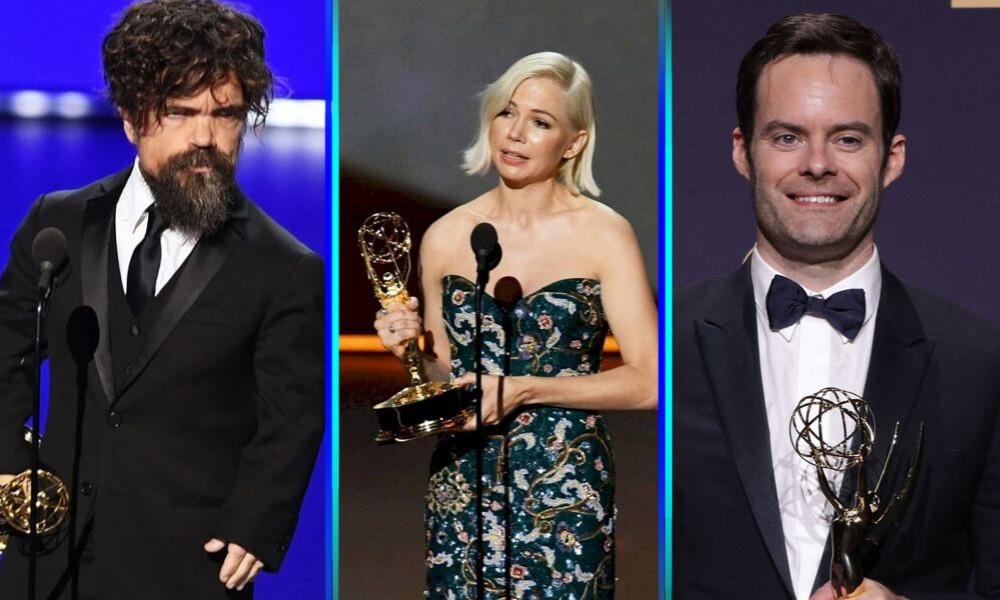 Ganadores de los premios Emmy