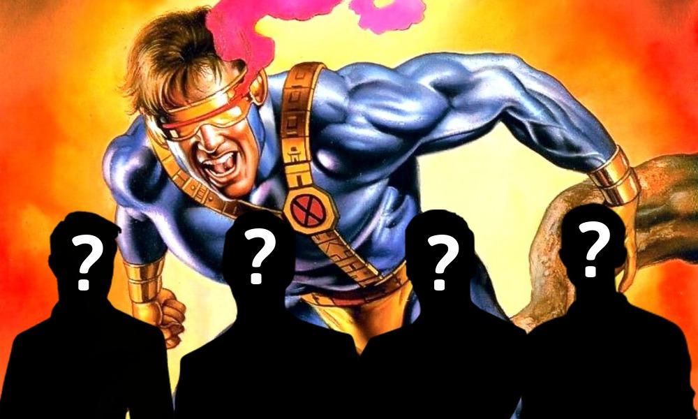 Actores que podrían interpretar a Cyclops