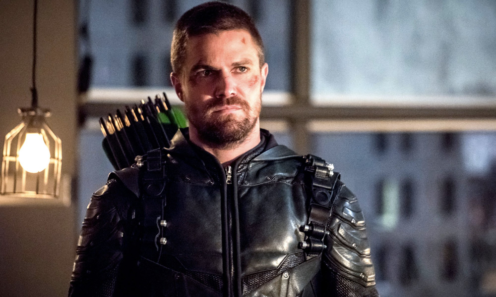 Fotos de la última temporada de 'Arrow'