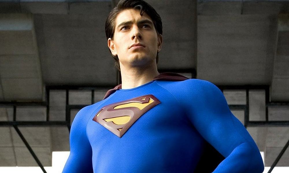 Así se ve Brandon Routh caracterizado de nuevo como Superman