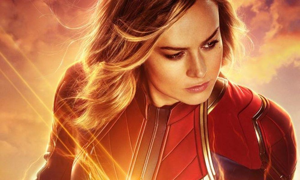 Captain Marvel tuvo un papel limitado en Avengers