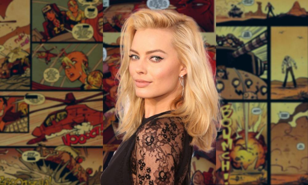 Margot Robbie entraría a un nuevo universo de cómics